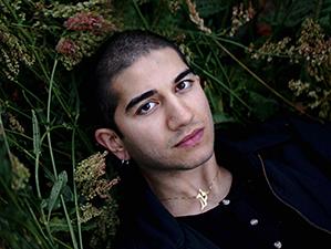 Portrait of Faraz Shariat
