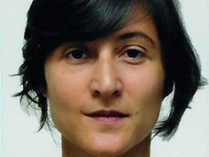 Porträt von Tatia Skhirtladze