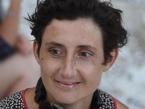 Porträt von Angelika Herta