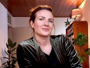 Porträt von Demelza Kooij, Filmemacherin