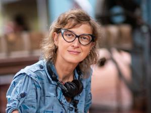 Porträt von Jasmila Žbanić
