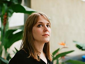 Portrait of Lori Felker.