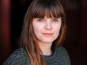 Porträt von Isabelle Tollenaere