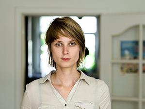 Porträt von Liesbeth De Ceulaer