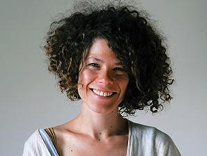 Porträt von Sofie Benoot