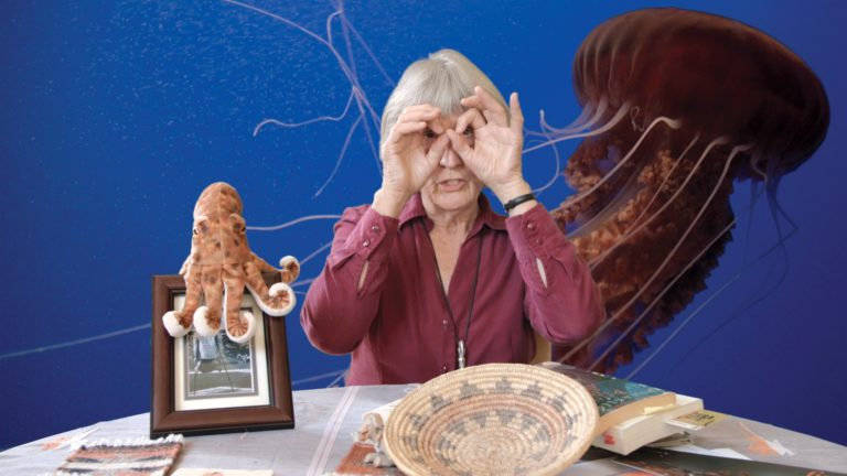 Filmstill Donna Haraway: Story Telling for Earthly Survival