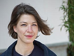 Porträt von Friederike Güssefeld.