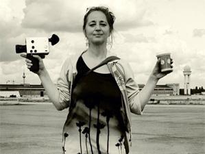 Porträt Dagie Brundert, Filmemacherin