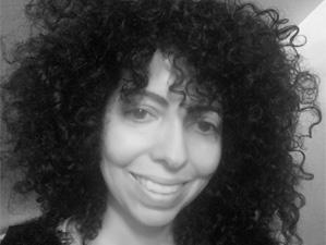 Porträt von Julieta María, Filmemacherin