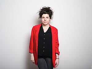 Porträt von Lisa Truttmann.