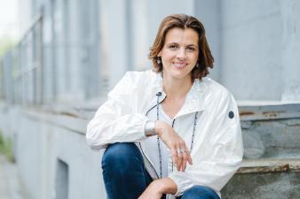 Porträt der Festivalleiterin Maxa Zoller