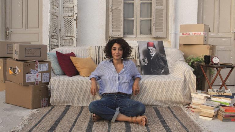 Filmstill aus Auf der Couch in Tunis